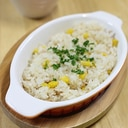 【簡単】スイッチポン!でツナ&コーンご飯