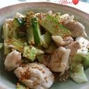 豚バラ✕キャベツ✕きゅうりの味噌炒め