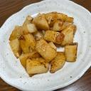 山芋のガーリック醤油焼き