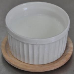 カルピス牛乳ゼリー