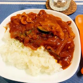 ★豚肉★ハヤシライス