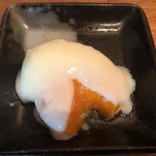 温度計を使わない!温泉卵の作り方!