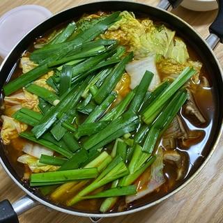 野菜たっぷり☆★ニンニク風味が堪らないキムチ鍋★☆