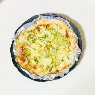 週末★簡単ピザ