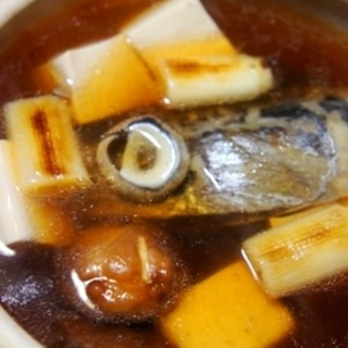 お酒が進む粋な鍋、ねぎま鍋