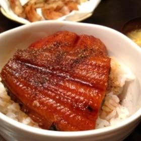 鰻丼。市販のうなぎを美味しく食べる方法。