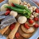 野菜煮物!おでん
