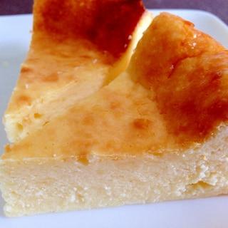 サワークリームでさっぱり濃厚☆ベイクドチーズケーキ