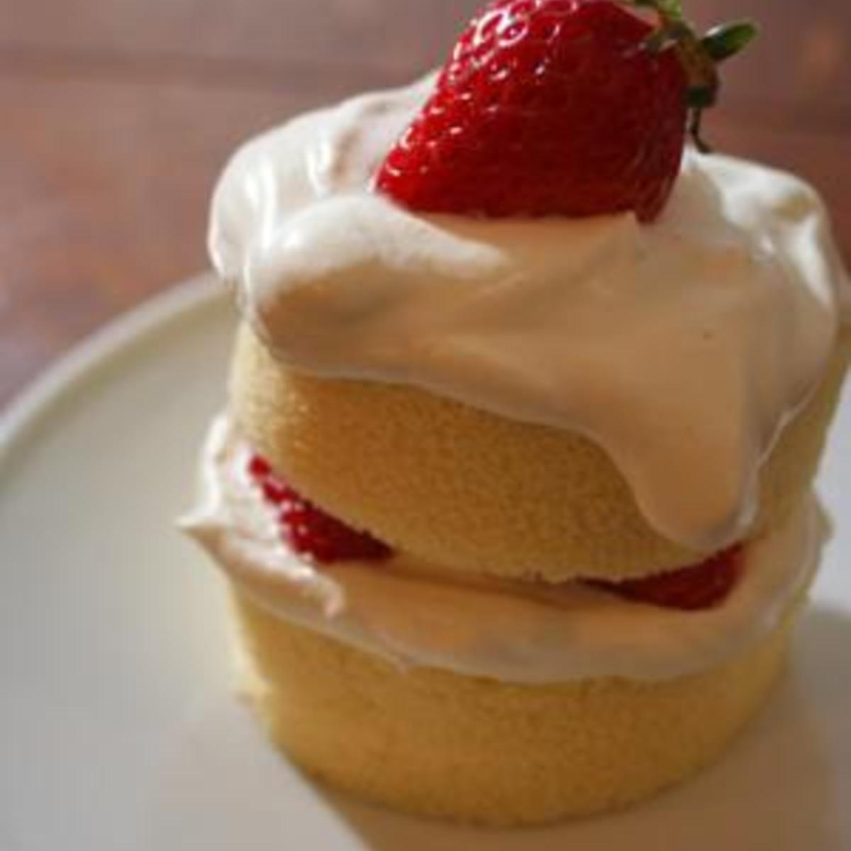 作り方 ショート ケーキ