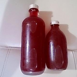 クエン酸入りしそジュース(5倍濃縮)