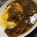 肉がトロトロの牛スジカレー