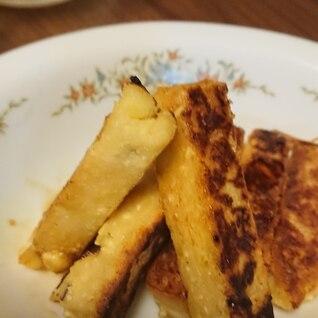 ⭐離乳食おやつ☆さつまいもと豆腐のスティック⭐