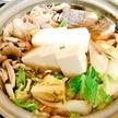 寒い夜はこれで☆生姜たっぷり醤油味鱈鍋