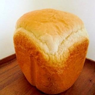 スキムミルク・牛乳なしでシンプル食パン!HBで