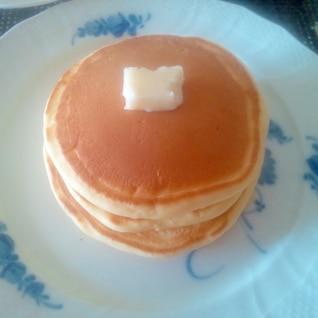 基本のパンケーキ☆