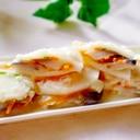 甘酒で簡単・かぶら寿司風
