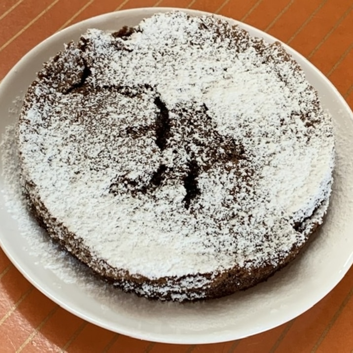 ショコラ の ガトー 作り方 簡単