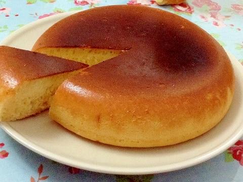 HMとハチミツで簡単おいしい!炊飯器ケーキ