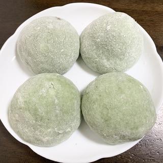 切り餅レシピ 和菓子レシピ よもぎ大福