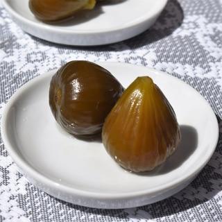 トルコのお菓子★未熟なイチジクの甘煮