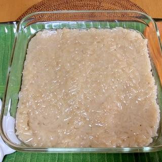 ビコ☆フィリピンのココナッツ&餅米デザート