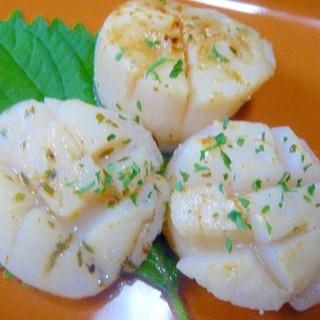 ♥ 味付けは私のフランス料理!帆立貝柱のソテー ♥