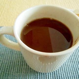 ピュアココアとコーヒーのシナモン風味♪