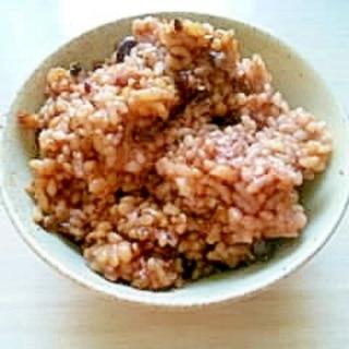 小豆入り玄米酵素ご飯