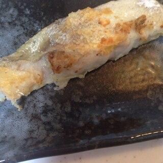 白身魚の簡単ムニエル(*^^*)☆