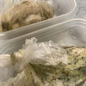 サラダチキン⭐︎冷凍ストックの作り方