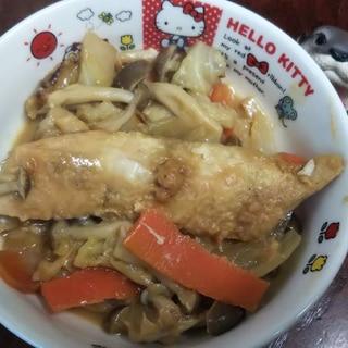 野菜と鮭の旨味たっぷり☆ちゃんちゃん焼き