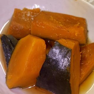 冷凍かぼちゃで簡単煮物♪