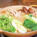 鶏と野菜たっぷり鍋