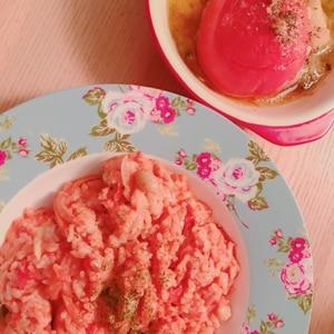 簡単♪トマトリゾット