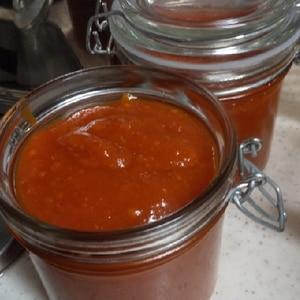 長期保存できます◆自家製トマトケチャップ