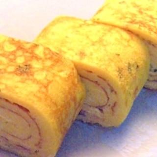 七草入り卵焼き✿お弁当おかず✿