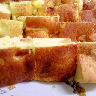 簡単☆天板で作れるアップルケーキ