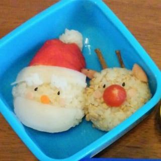 一足お先にメリークリスマス!!