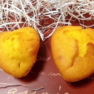 【お手伝いレシピ】ふわふわかぼちゃのケーキ
