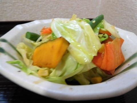 ミックス野菜炒め