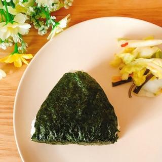 ツナ&塩昆布のおにぎり✧˖°(マヨありorなし)