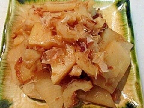 10分で出来る弁当のおかず♪タケノコの土佐煮