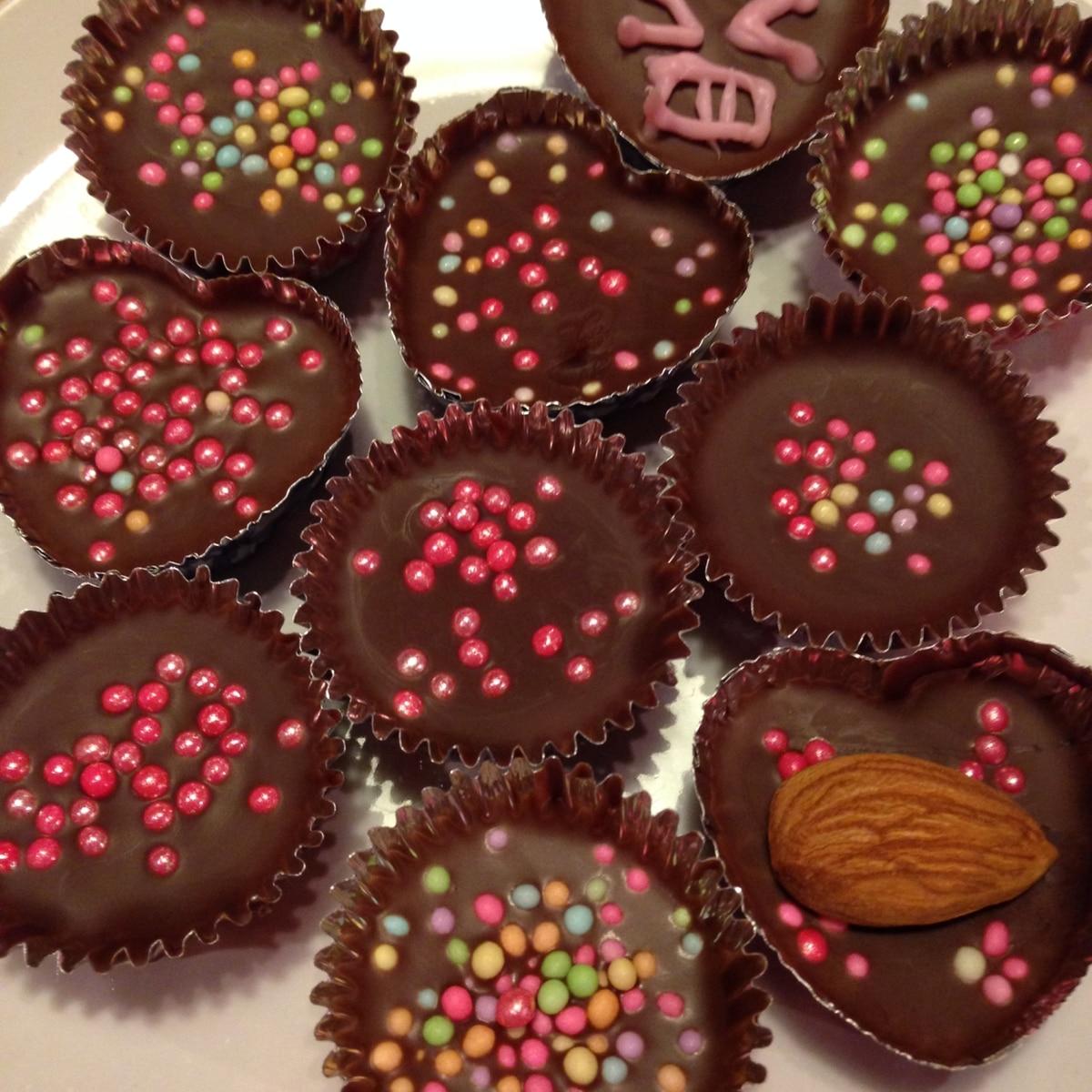 超 簡単 チョコレート レシピ 2歳でも作れる!計量なし!包丁なし!超簡単チョコレートレシピ