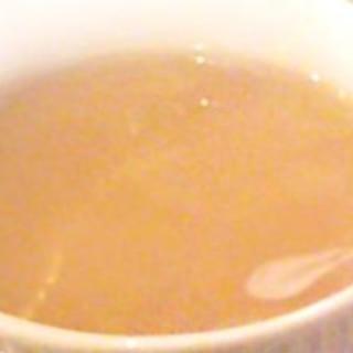 くつろぎのほうじ茶オレ
