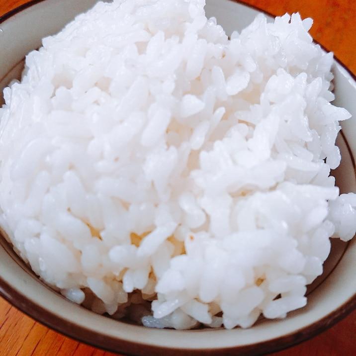 もち米入り☆もっちりご飯の炊き方
