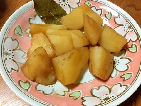 ポテトの洋風煮物ーバルサミコで☆