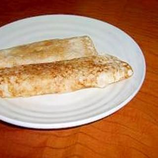 ☆インドの軽食・マサラドーサ☆