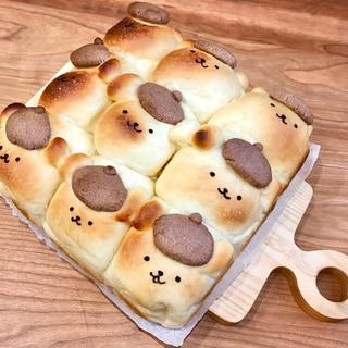 ポムポムプリンちぎりパン