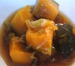 かぼちゃの中華煮