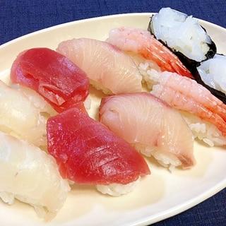 にぎり寿司☆パーティー